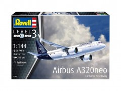 Aviao Airbus A-321 Neo - Lufthansa New Livery - REVELL