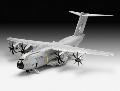Aviao Airbus A-400M - ATLAS                            03929 REVELL ALEMA