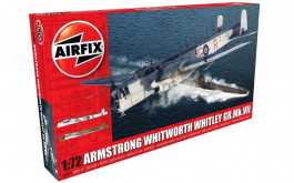 Aviao Armstrong Withworth Whitley GR Mk.VII            09009 - AIRFIX