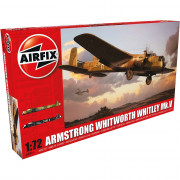 Aviao Armstrong Withworth Whitley Mk.V - AIRFIX
