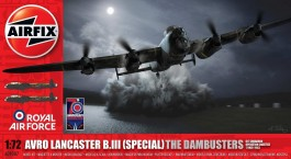 Aviao AVRO Lancaster B.III - Special - The Dambusters - AIRFIX