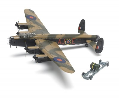 Aviao AVRO Lancaster B.III - Special - The Dambusters AIRFIX