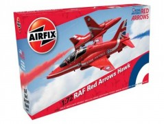 Avião Bae Hawk Red Arrows - AIRFIX