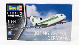 Aviao Boeing 727-100 Germania - REVELL ALEMA