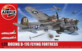Aviao Boeing B-17G Flying Fortress                   08017 - AIRFIX
