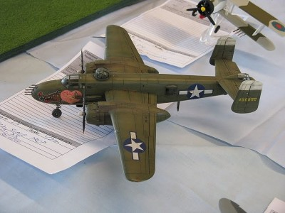 Aviao Boeing B-25H - USAAF MINICRAFT MODEL KITS