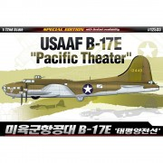 Aviao Boeing USAAF B-17E Pacific Theater ACADEMY