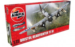 Aviao Bristol Beaufighter Mk.X (Late) - AIRFIX