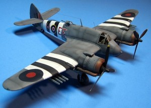 Aviao Bristol Beaufighter TF.X AIRFIX