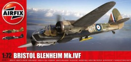 Aviao Bristol Blenheim Mk.IF                           04017 - AIRFIX