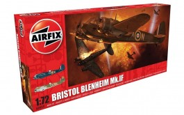 Aviao Bristol Blenheim Mk.IF - AIRFIX