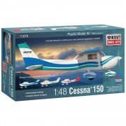 Avião Cessna 150 - MINICRAFT MODEL KITS