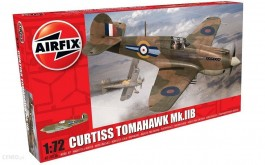 Aviao Curtiss P-40B Tomahawk 81-A-2 - AIRFIX