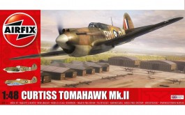 Aviao Curtiss Tomahawk MK.II                           05133 - AIRFIX