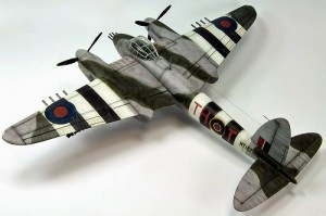 Aviao De Havilland Mosquito PR.XVI - D Day Version AIRFIX