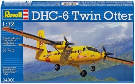 Aviao DH C-6 Twin Otter                                04901 - REVELL ALEMA