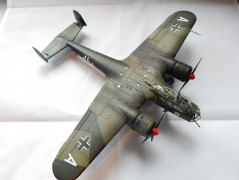 Aviao Dornier Do-17-Z                        05010 AIRFIX