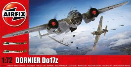 Aviao Dornier Do-17-Z                                  05010 - AIRFIX