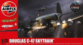 Aviao Douglas C-47 Skytrain - D-Day Version            08014 - AIRFIX