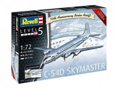 Aviao Douglas C-54D Berlin Airlift 70th Anniversary  03910 - REVELL ALEMA