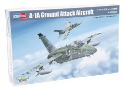 Aviao Embraer AMX A-1A Ground Attack Aircraft - FAB - HOBBYBOSS