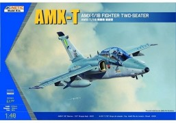 Aviao Embraer AMX -T Double Seat Fighter   FAB           817 KINETIC