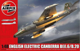 Aviao English Electric Canberra B(I) 8                010101 - AIRFIX