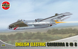 Aviao English Electric Canberra B(I) 8                 10102 - AIRFIX