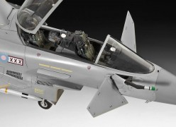 Aviao Eurofighter Typhoon Twin Seater REVELL ALEMA