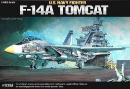 Avião F-14 A TOMCAT - US Navy Fighter - ACADEMY