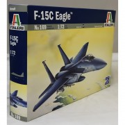 Aviao F-15C Eagle                                     0169 - ITALERI