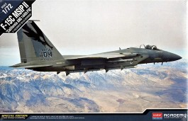 Aviao F-15C Eagle MSIP II California ANG        12531 - ACADEMY