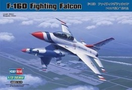 Aviao F-16D Fighting Falcon - HOBBYBOSS