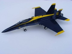 Aviao F/A 18 HORNET - Blue Angels                       1324 ITALERI