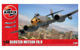 Aviao Gloster Meteor FR.9 British Jet Fighter          09188 - AIRFIX
