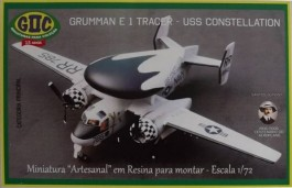 Aviao Grumman E-1 TRACER - USS Constellation - GIIC
