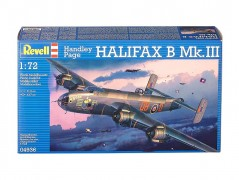 Aviao Handley Page Halifax B MKII           04936 - REVELL ALEMA