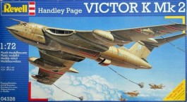 Aviao Handley Page VICTOR Mk.2 REVELL ALEMA