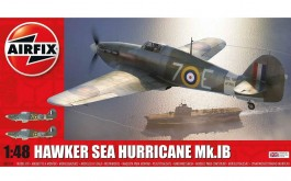 Aviao Hawker Sea Hurricane MK.IB                       05134 - AIRFIX