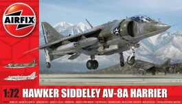 Aviao Hawker Siddeley AV-8A Harrier                    04057 - AIRFIX