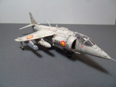 Aviao Hawker Siddeley Harrier AV-8A AIRFIX