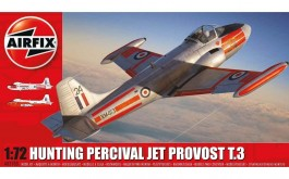 Aviao Hunting Percival Jet Provost T.3/T.3a      02103 - AIRFIX