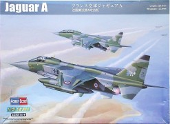 Aviao Jaguar A - HOBBYBOSS