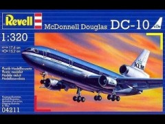 Aviao McDonell Douglas DC-10 KLM - REVELL ALEMA