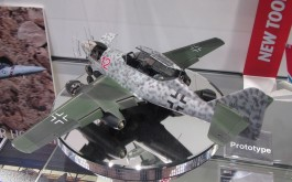 Aviao Messerschmitt Me-262 B-1/U-1 - NIGHTFIGHTER     04995 REVELL ALEMA