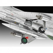 Aviao MiG-21 F-13 Fishbed C c/Tintas(4),Pinceis(2) e Cola REVELL ALEMA