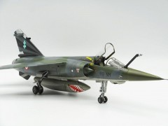 Avião Mirage F-1 CT/CR - BYE BYE MIRAGE ITALERI