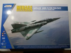 Avião Mirage III BE/D/DE/DS/D2Z - KINETIC