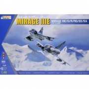 Avião Mirage III E/O/R/RD - KINETIC