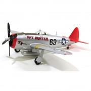 Aviao North American P-47 Bubble Top - Rat Hunter - Red Tail - EASY MODEL